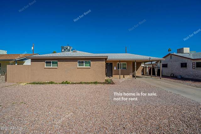 2810 W Coolidge Street, Phoenix, AZ 85017 (MLS #6198644) :: Yost Realty Group at RE/MAX Casa Grande