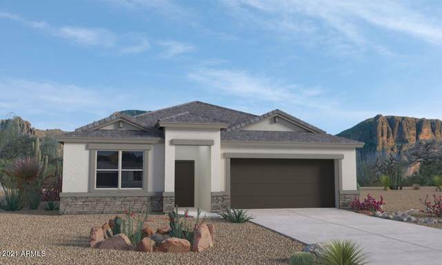 2013 S 46TH Street, Coolidge, AZ 85128 (MLS #6198646) :: Arizona Home Group
