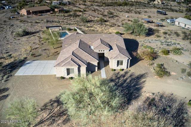 16178 W Peak View Road, Surprise, AZ 85387 (#6198682) :: Long Realty Company
