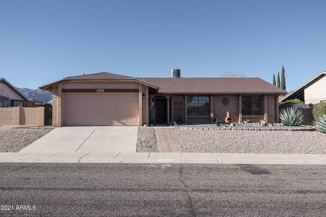 3406 E Black Hawk Drive #1, Sierra Vista, AZ 85650 (MLS #6198685) :: My Home Group