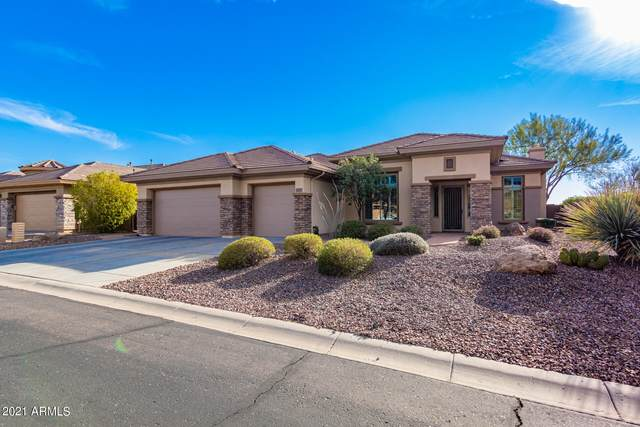 1915 W Turtle Hill Court, Anthem, AZ 85086 (MLS #6198692) :: My Home Group