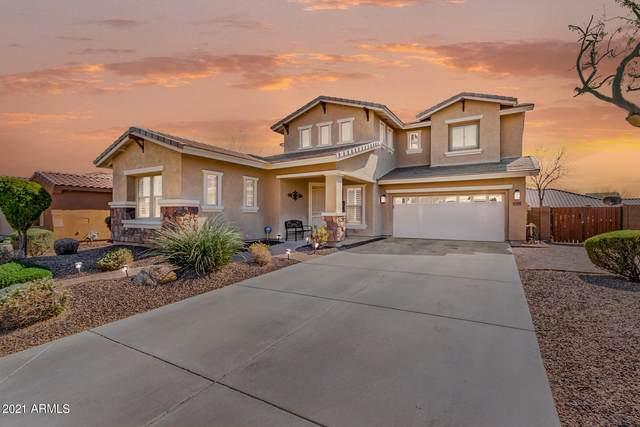 13141 W Chaparosa Way, Peoria, AZ 85383 (MLS #6198711) :: Maison DeBlanc Real Estate