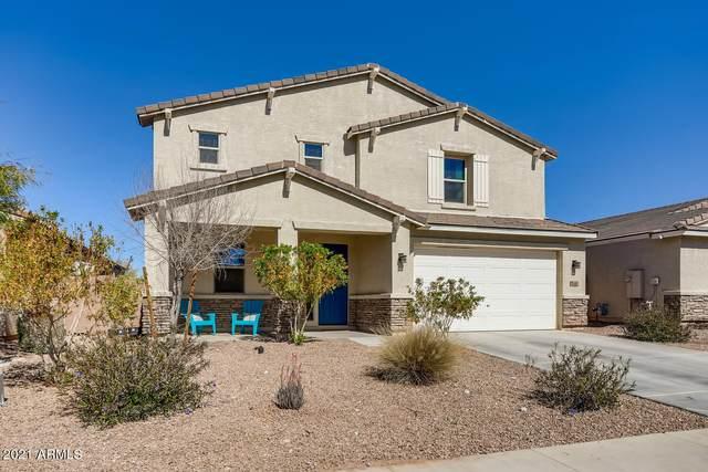 746 W Blue Ridge Drive, San Tan Valley, AZ 85140 (MLS #6198719) :: Howe Realty