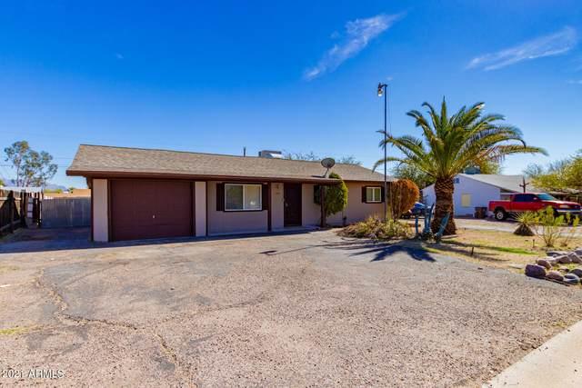 541 N 110TH Place, Mesa, AZ 85207 (MLS #6198727) :: Yost Realty Group at RE/MAX Casa Grande