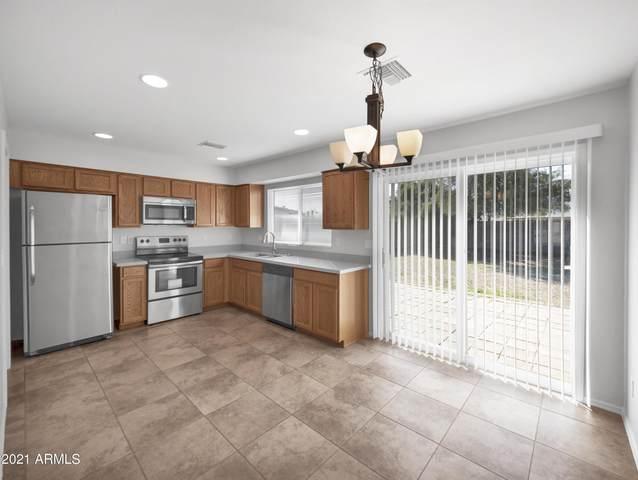 2261 W Osage Avenue, Mesa, AZ 85202 (MLS #6198739) :: Selling AZ Homes Team