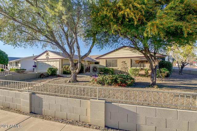 10102 W Deanne Drive, Sun City, AZ 85351 (MLS #6198745) :: Yost Realty Group at RE/MAX Casa Grande