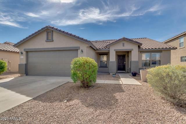 631 W Silver Reef Court, Casa Grande, AZ 85122 (MLS #6198759) :: Midland Real Estate Alliance
