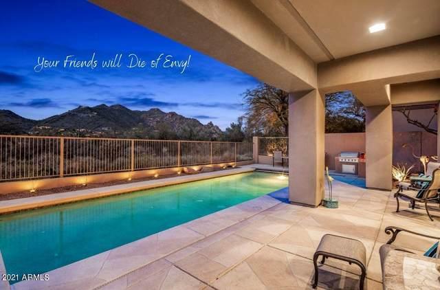6614 E Brilliant Sky Drive, Scottsdale, AZ 85266 (MLS #6198782) :: Yost Realty Group at RE/MAX Casa Grande