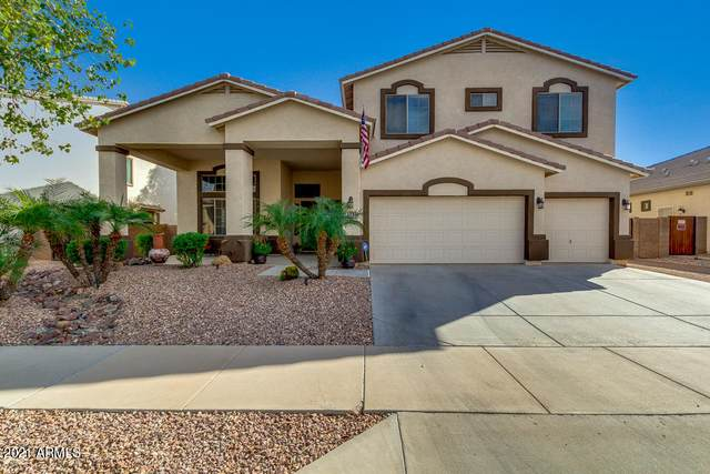 15759 W Desert Mirage Drive, Surprise, AZ 85379 (MLS #6198790) :: The Property Partners at eXp Realty