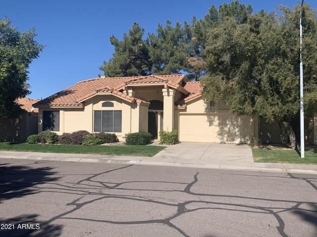 198 W Knox Road, Tempe, AZ 85284 (MLS #6198801) :: Yost Realty Group at RE/MAX Casa Grande