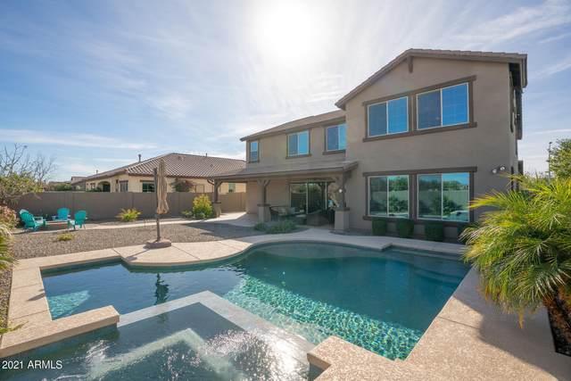 2602 E Indigo Place, Chandler, AZ 85286 (MLS #6198804) :: The Copa Team | The Maricopa Real Estate Company