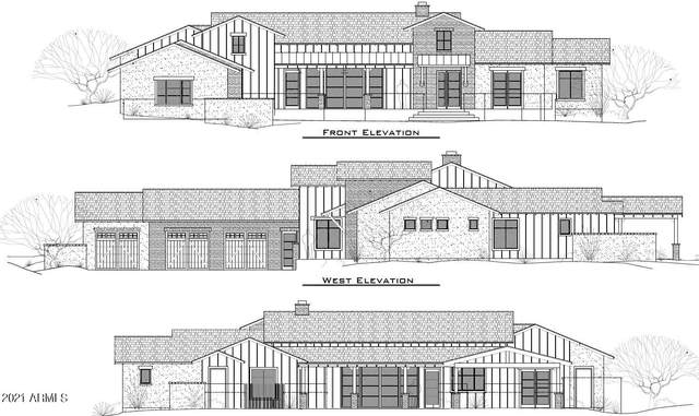 37087 N Winding Wash Trail, Carefree, AZ 85377 (MLS #6198810) :: Service First Realty