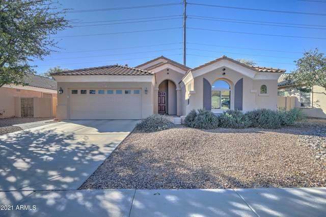 2157 E Aloe Place, Chandler, AZ 85286 (MLS #6198818) :: The Copa Team | The Maricopa Real Estate Company