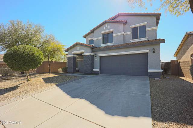 29341 W Mitchell Avenue, Buckeye, AZ 85396 (MLS #6198829) :: Yost Realty Group at RE/MAX Casa Grande
