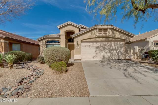 34 W Grey Stone Street, San Tan Valley, AZ 85143 (MLS #6198858) :: The Copa Team | The Maricopa Real Estate Company