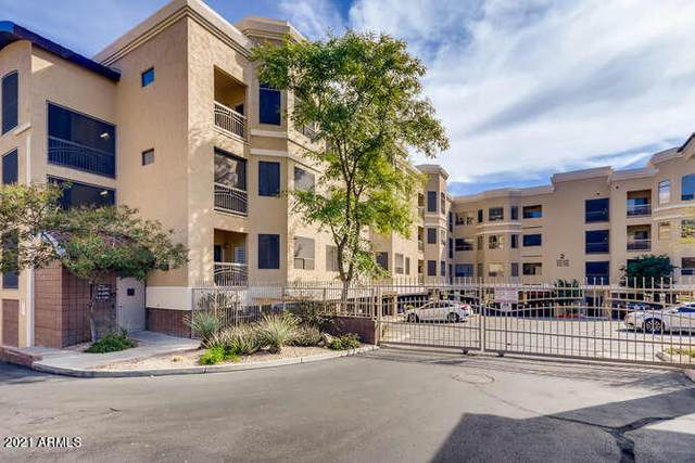 9820 N Central Avenue #127, Phoenix, AZ 85020 (MLS #6198861) :: Kepple Real Estate Group