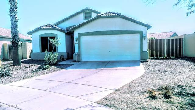 15263 W Taylor Street W, Goodyear, AZ 85338 (MLS #6198865) :: Yost Realty Group at RE/MAX Casa Grande
