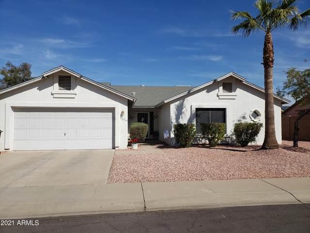 10944 W Lawrence Lane, Peoria, AZ 85345 (MLS #6198876) :: Midland Real Estate Alliance