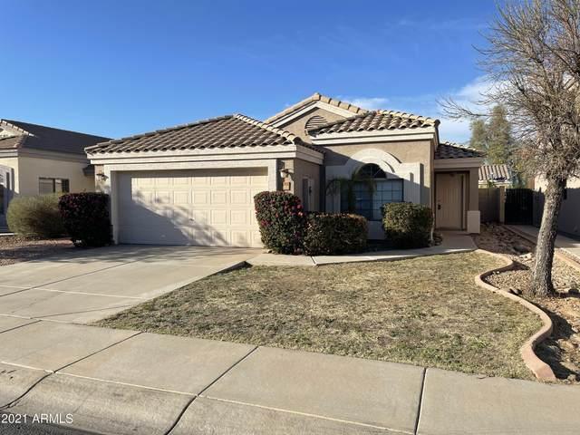 13026 W Evans Drive, El Mirage, AZ 85335 (MLS #6198889) :: The Copa Team | The Maricopa Real Estate Company