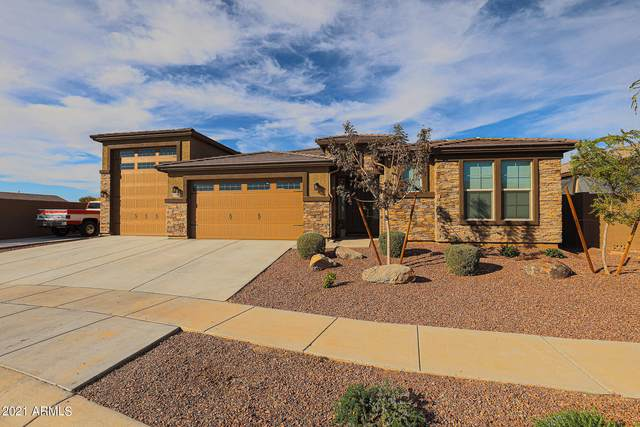17384 W Gambit Trail, Surprise, AZ 85387 (MLS #6198898) :: The Property Partners at eXp Realty