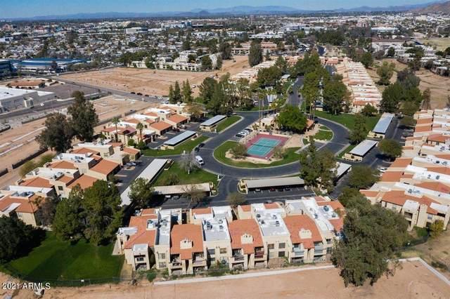 8201 N 21ST Drive C202, Phoenix, AZ 85021 (MLS #6198903) :: The Copa Team | The Maricopa Real Estate Company