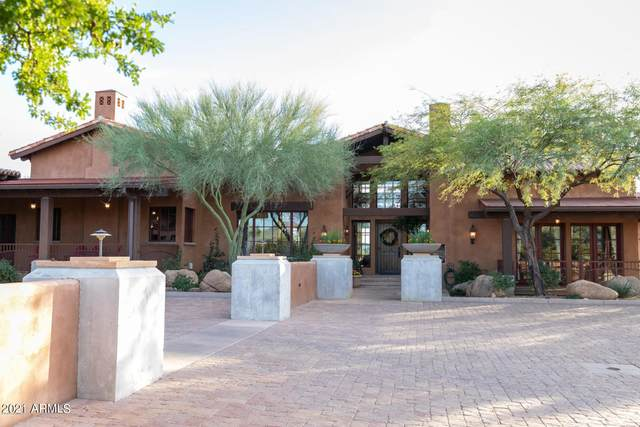 815 W Bridle Path, Wickenburg, AZ 85390 (MLS #6198910) :: Balboa Realty