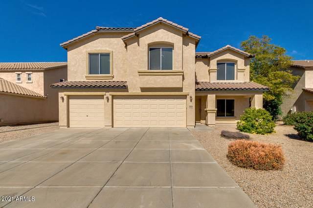 3154 E Bagdad Road, San Tan Valley, AZ 85143 (MLS #6198916) :: The Carin Nguyen Team