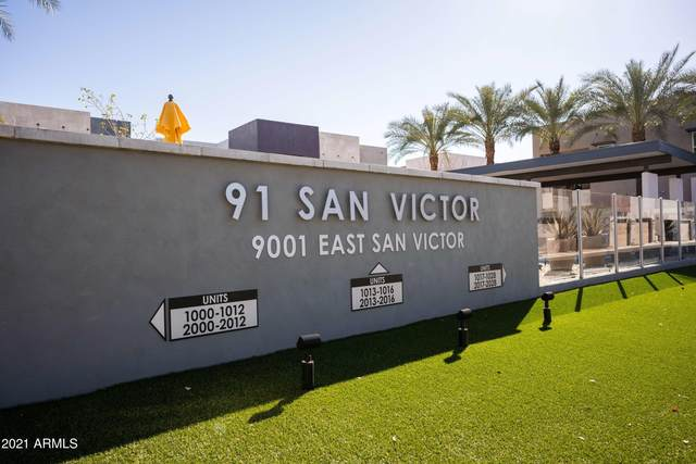 9001 E San Victor Drive #2007, Scottsdale, AZ 85258 (MLS #6198917) :: Long Realty West Valley