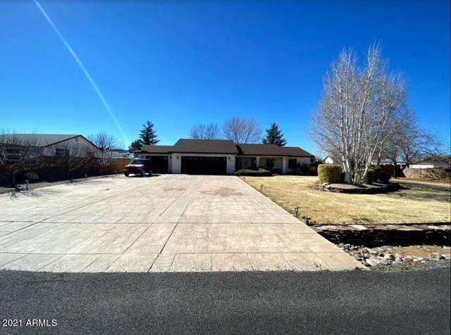 4780 N Tonto Way, Prescott Valley, AZ 86314 (MLS #6198946) :: The Newman Team