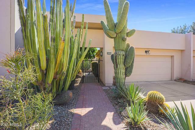 8757 E San Rafael Drive, Scottsdale, AZ 85258 (MLS #6198949) :: The Newman Team