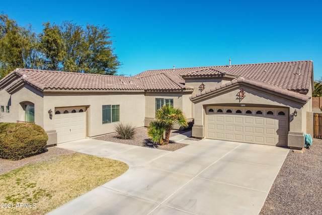 19095 N Stonegate Road, Maricopa, AZ 85138 (MLS #6198956) :: Yost Realty Group at RE/MAX Casa Grande