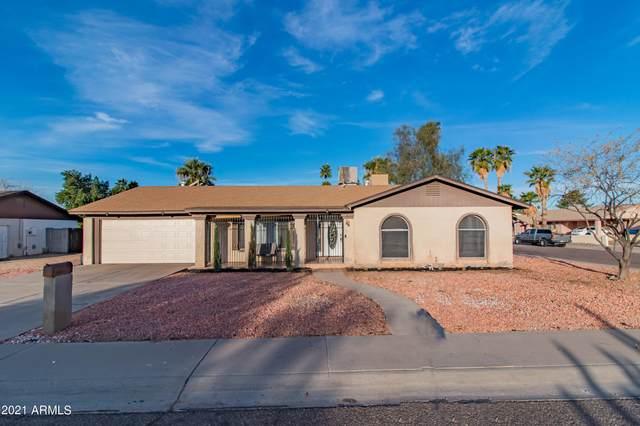 18642 N 7TH Drive, Phoenix, AZ 85027 (MLS #6198965) :: Executive Realty Advisors