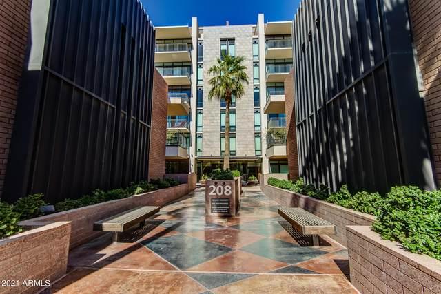 208 W Portland Street #159, Phoenix, AZ 85003 (MLS #6198977) :: Relevate | Phoenix