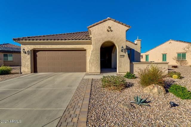 5892 W Cinder Brook Way, Florence, AZ 85132 (MLS #6198983) :: Yost Realty Group at RE/MAX Casa Grande