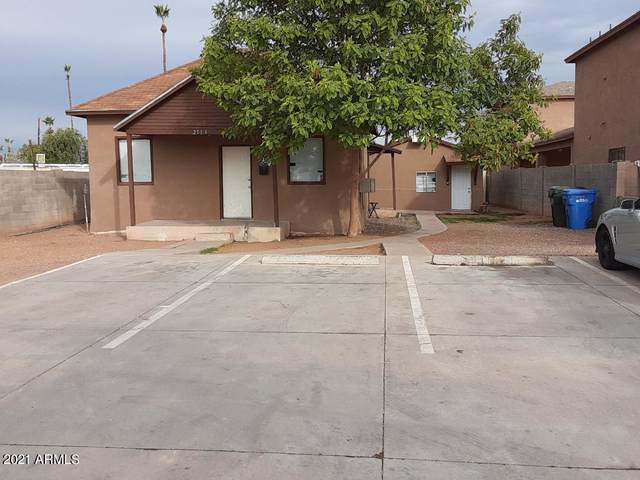 2536 W Adams Street, Phoenix, AZ 85009 (MLS #6199002) :: The Daniel Montez Real Estate Group