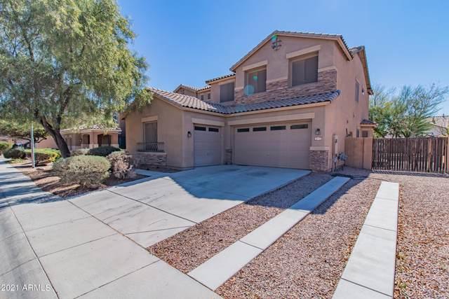 671 W Delray Drive, Casa Grande, AZ 85122 (MLS #6199004) :: Midland Real Estate Alliance