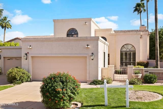10153 E Topaz Drive, Scottsdale, AZ 85258 (MLS #6199006) :: Balboa Realty