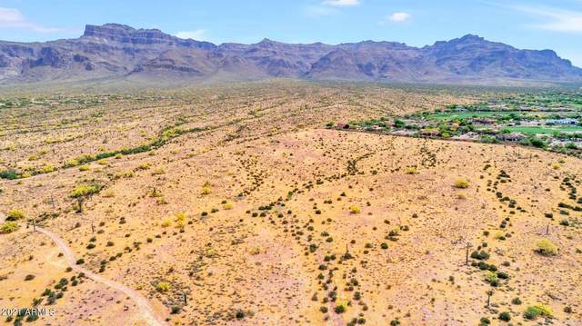00xx E Southern Avenue, Apache Junction, AZ 85119 (MLS #6199014) :: CANAM Realty Group