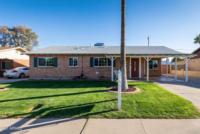 7425 E Holly Street, Scottsdale, AZ 85257 (MLS #6199031) :: Dave Fernandez Team | HomeSmart