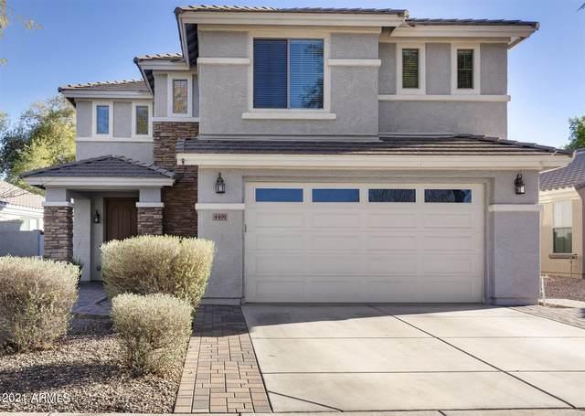 4491 E Melrose Street, Gilbert, AZ 85297 (MLS #6199041) :: Zolin Group