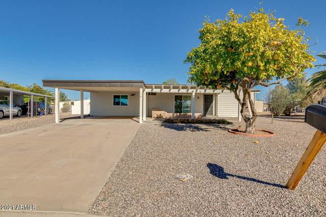 26253 S Cholla Court, Sun Lakes, AZ 85248 (MLS #6199042) :: Devor Real Estate Associates