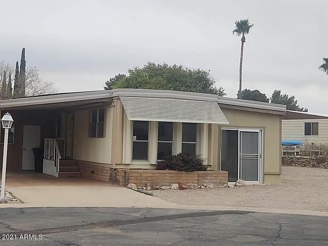 3411 S Camino Seco #252, Tucson, AZ 85730 (MLS #6199069) :: Lucido Agency