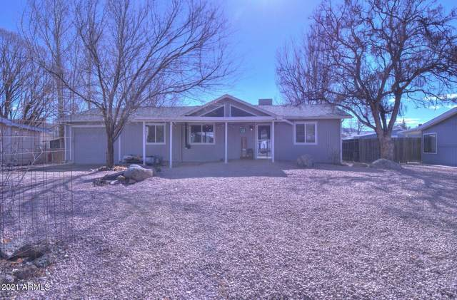 67 E Quail Hollow Drive, Payson, AZ 85541 (MLS #6199083) :: My Home Group