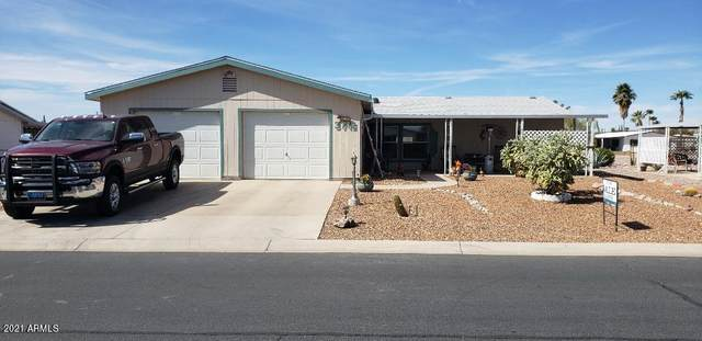 3712 N Montana Avenue, Florence, AZ 85132 (MLS #6199084) :: The Laughton Team