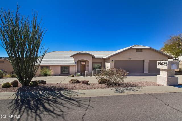 15625 E Golden Eagle Boulevard, Fountain Hills, AZ 85268 (MLS #6199086) :: Keller Williams Realty Phoenix