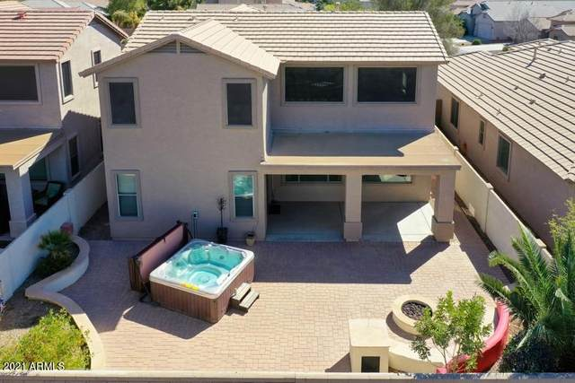 20458 N Jones Drive, Maricopa, AZ 85138 (MLS #6199101) :: The Copa Team | The Maricopa Real Estate Company