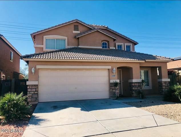 24199 W Desert Bloom Street, Buckeye, AZ 85326 (MLS #6199103) :: The Property Partners at eXp Realty