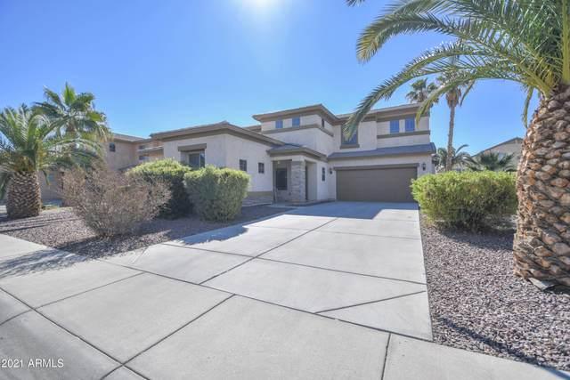 1429 E Douglas Street, Casa Grande, AZ 85122 (MLS #6199110) :: Midland Real Estate Alliance