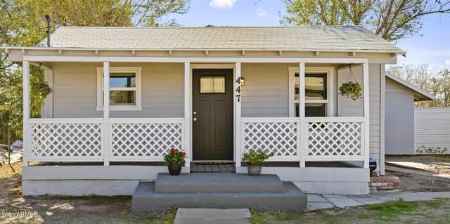 447 W Mahoney Avenue, Mesa, AZ 85210 (MLS #6199121) :: Long Realty West Valley