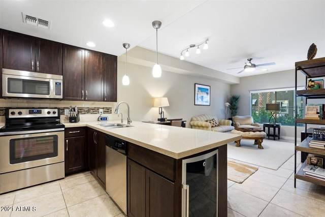 5450 E Deer Valley Drive #1167, Phoenix, AZ 85054 (MLS #6199125) :: Yost Realty Group at RE/MAX Casa Grande